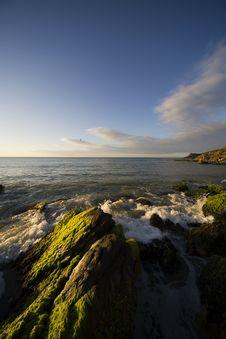 Free Sunset On Island Margarita Stock Images - 1977564