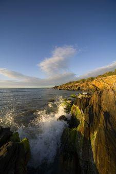 Free Sunset On Island Margarita Royalty Free Stock Images - 1977589