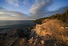 Free Sunset On Island Margarita Royalty Free Stock Photo - 1977815