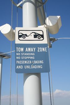 Free Tow Away Zone Stock Photos - 1979533