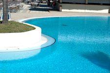 Swimming Pool - Beach Resort Stock Images