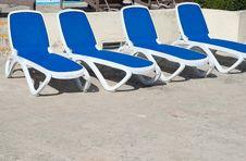 Swimming Pool - Beach Resort Stock Photography