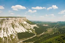 Free Beautiful Landscape In Crimea Mountain Stock Photo - 19701060