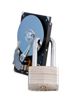 Free Lock Your HDD Stock Photos - 19702403