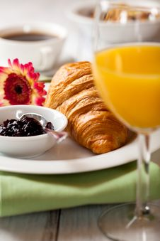 Free Breakfast Royalty Free Stock Photography - 19703317