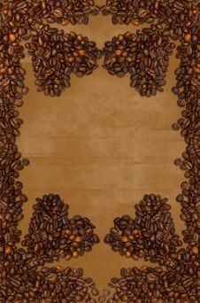 Free Love Coffee Beans Stock Photos - 19704443