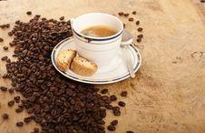 Free Fresh Hot Cofee Stock Photo - 19706030