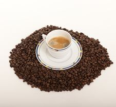 Free Fresh Hot Cofee Stock Photo - 19706110