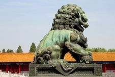 Free Forbidden City Royalty Free Stock Photo - 19706945