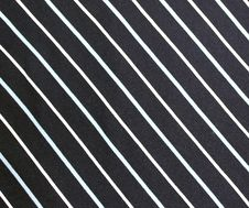 Free Dark Blue Cloth With White Thin Stripe Royalty Free Stock Photo - 19707085
