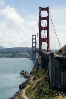 Free Golden Gate Bridge Stock Photos - 19707123