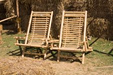 Free Two Chairs Stock Photography - 19707952
