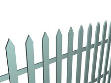 Free Wooden Fence Royalty Free Stock Images - 19709079