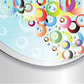 Free Abstract Bubble Background Stock Images - 19711114