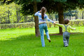 Free Brother And Sister Having Fun Royalty Free Stock Photography - 19714237