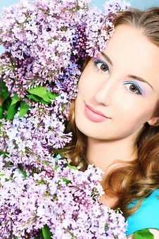 Free Lilac Royalty Free Stock Images - 19710289