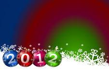 Free Happy New Year Illustration Stock Photos - 19710703