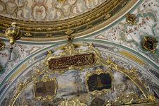 Free Historical Topkapi Palace In Istanbul Royalty Free Stock Photos - 19711838