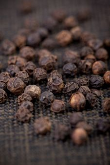 Free Black Pepper Royalty Free Stock Photography - 19712487