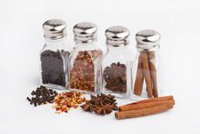 Free Spices Royalty Free Stock Photo - 19712495