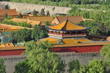 Free China Beijing Forbidden City Palace Royalty Free Stock Images - 19712569