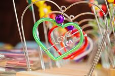 Free Heart With Love Royalty Free Stock Images - 19712709