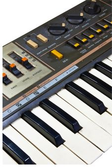 Free Electric Piano Royalty Free Stock Photography - 19712957