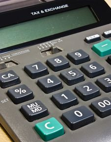 Free Calculator Stock Image - 19712981