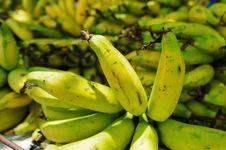 Free Banana Stock Photo - 19713000