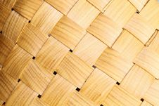 Free Basketwork Royalty Free Stock Image - 19713216