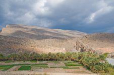 Free Oman Landscape Stock Photography - 19713822