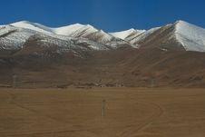 Free Tibet Railway Royalty Free Stock Photography - 19713957