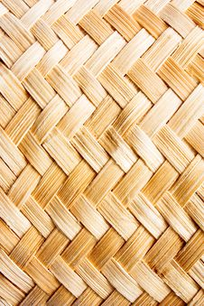 Free Weave Handmade Natural Asian Background Stock Images - 19714384