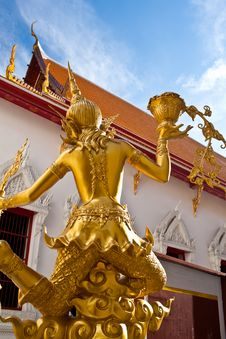 Free Thai Authentic Architecture Stock Photography - 19715272