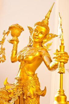 Free Thai Authentic Architecture Royalty Free Stock Photos - 19715388