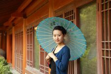 Free Asian Woman Royalty Free Stock Photography - 19716217