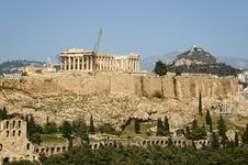 Free Acropolis, Athens Stock Photo - 19717440