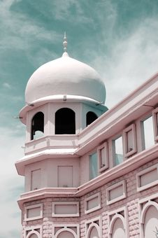 Free Islamic Building Stock Photo - 19717990