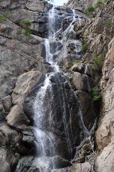 Free Waterfall Royalty Free Stock Photos - 19718078
