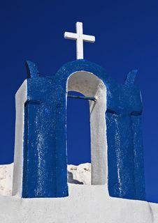Free Oia Church Stock Photos - 19719753