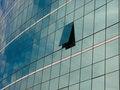 Free Modern Blue Glass Wall Of Skyscraper Stock Photo - 19722960