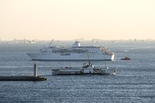 Free Passenger Ferry Royalty Free Stock Photography - 19721397