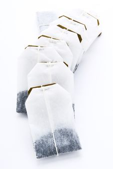 Free Close-up Of Tea Bags Stock Photo - 19721570