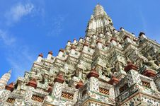 Free Wat Arun Temple, Thailand Royalty Free Stock Photography - 19721907