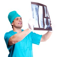 Free Surgeon Stock Photos - 19722343