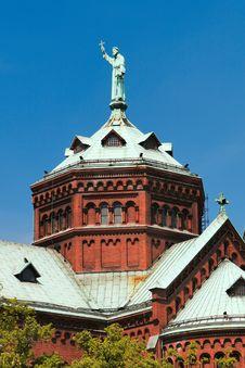 Free Christian Basilica Dome. Stock Image - 19722961