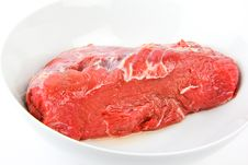 Free Deer Meat Royalty Free Stock Image - 19723236