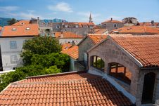 Free Rooftops Stock Photography - 19723602