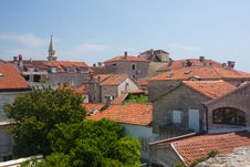 Free Rooftops Royalty Free Stock Photography - 19723637