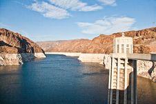 Free Hoover Dam Stock Photo - 19724080
